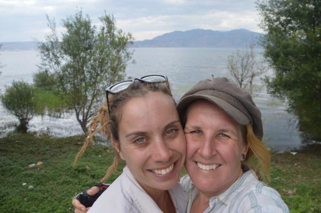 Lake Erhai.