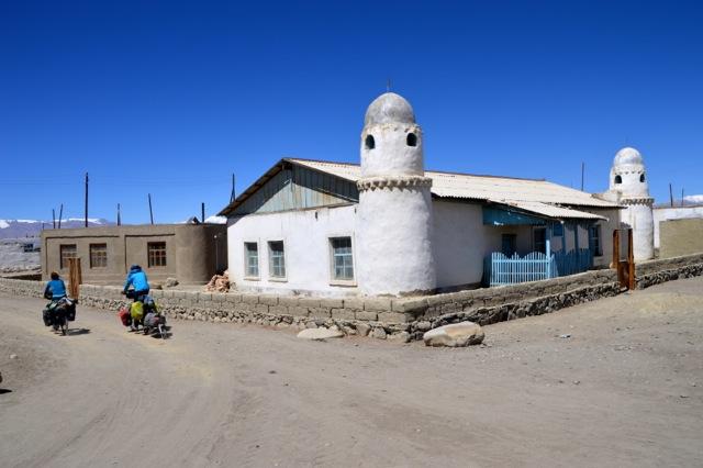 Karakol mosque.