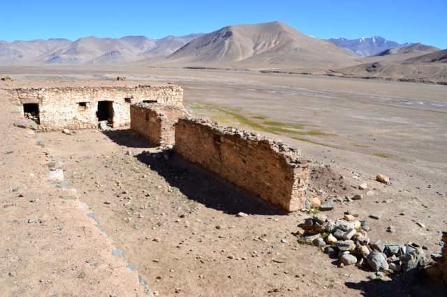 The caravanserai of old.