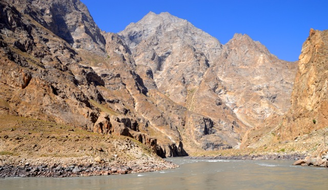 Afghanistan's mountains continue to impress.
