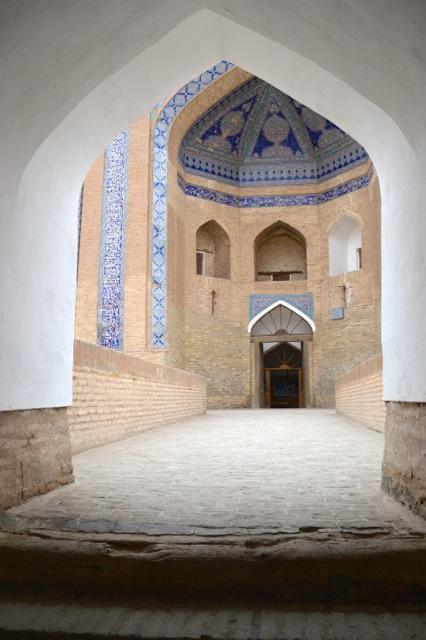 Allakuli Khan Medressa.