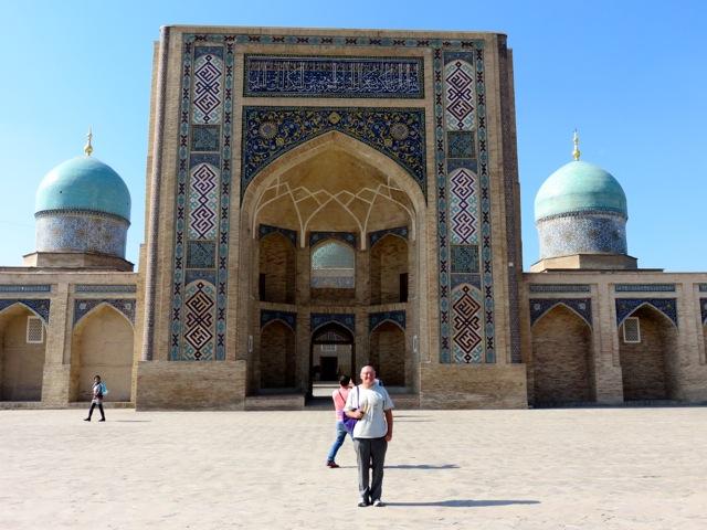 Khast Imam Mosque, Tashkent.