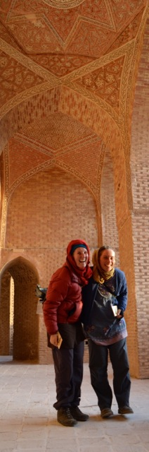 Being lesbians in Iran can be difficult, but we make it work the best we can.
