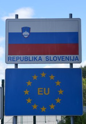 Welcome to Slovenija!