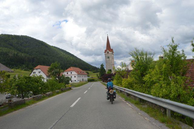 Cute villages.