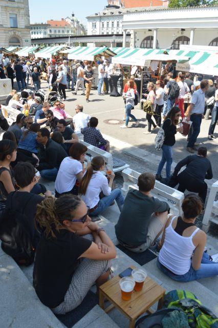 Open Market day.