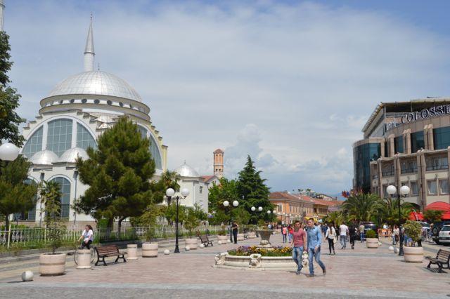 Shkoder Mall.